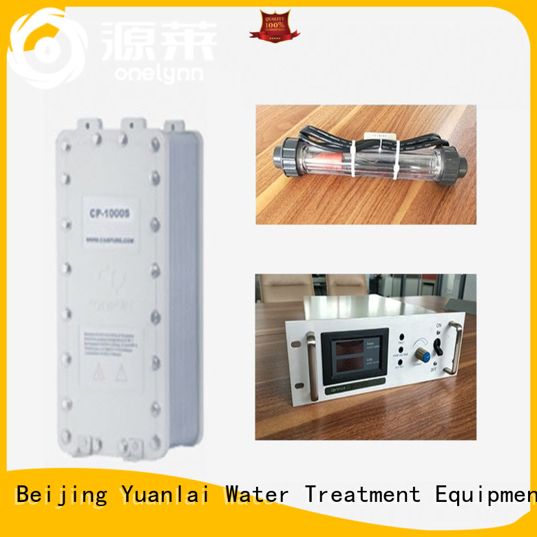Custom water distributor Supply for water treatment