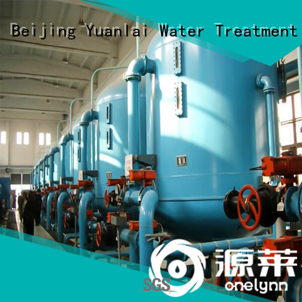 Custom surface water treatment for business for water treatment