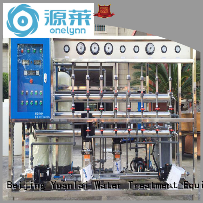 Onelynn water & wastewater treatment for business for water treatment