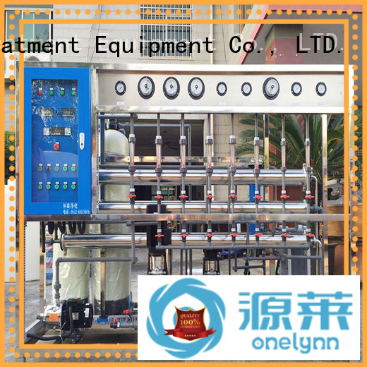 Onelynn Best iron removal water system manufacturers for water treatment