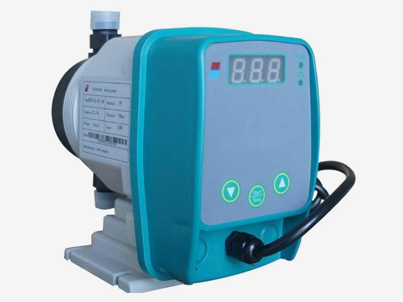 Metering Pump Water Treatment