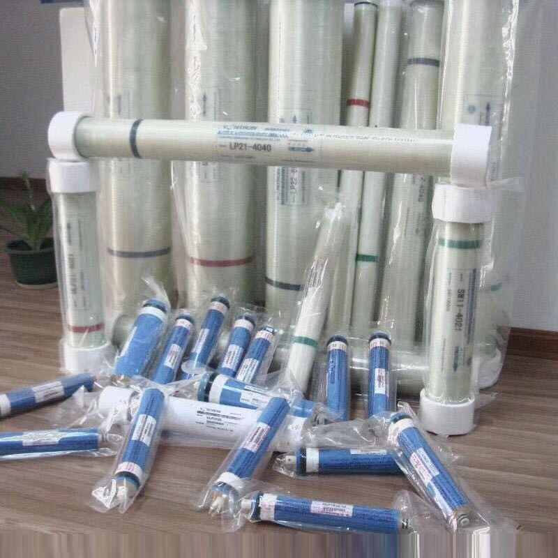 Custom Reverse Osmosis Membrane Housing
