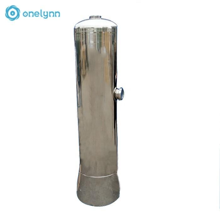Stainless Steel Ro Membrane Pressure Vessel Housing 8 Inch