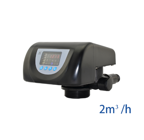 Multi-Functional Automatic Water Softener  Flow Control Valve