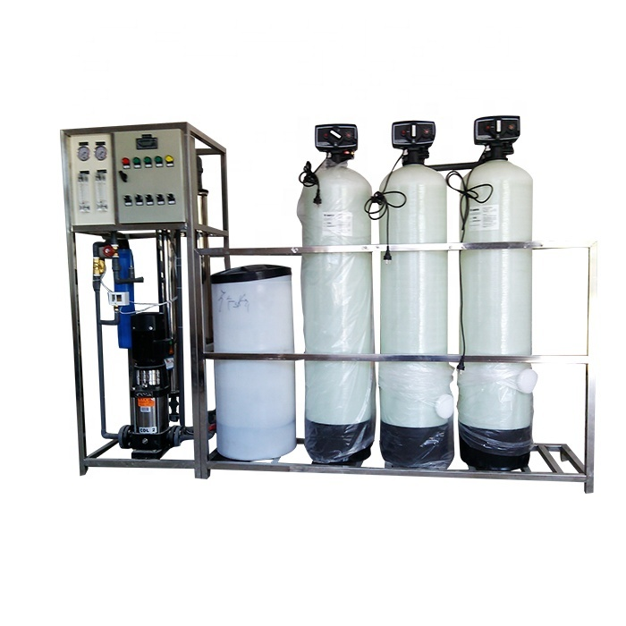 softener plant Industrial Water Softener