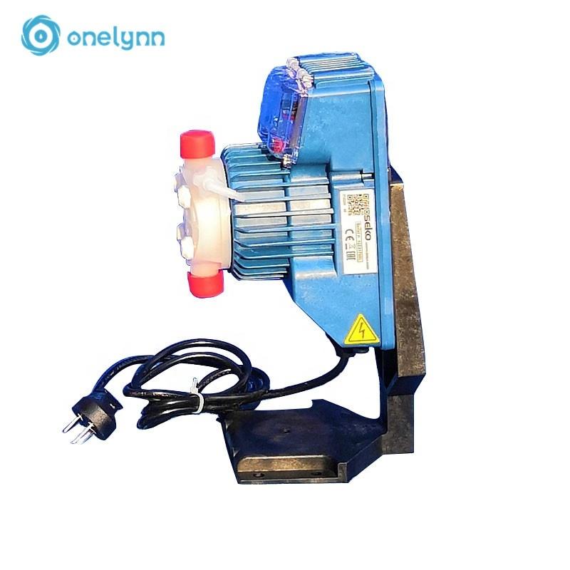 Manual Type Solenoid Diaphragm Metering Pump for Dosing Liquid Chemicals