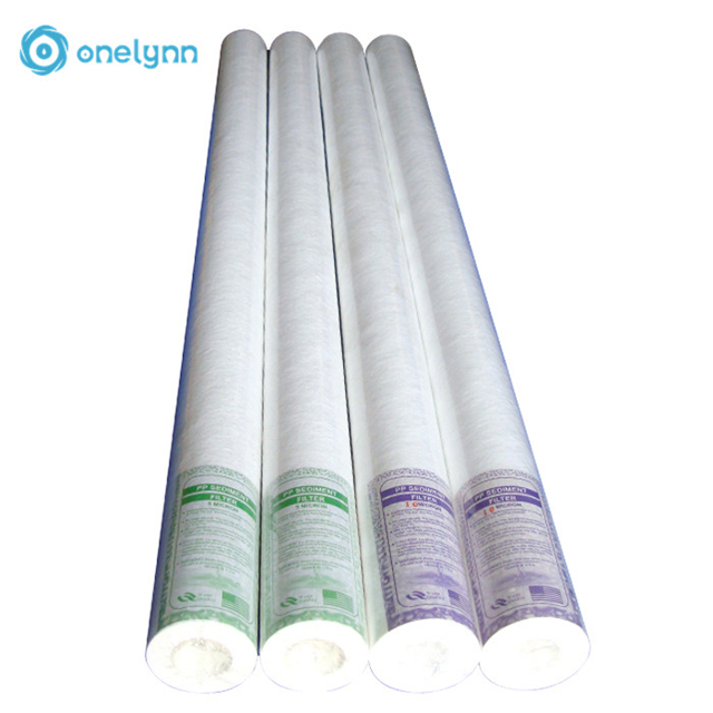 10 Inch Filter Cartridge Different Micron Available