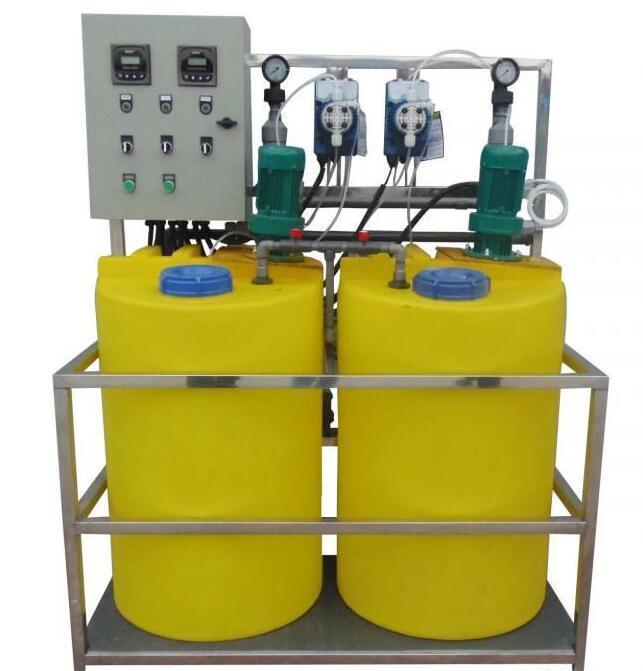 Automatic Salt Water Treatment Auto Chlorine Dosing System