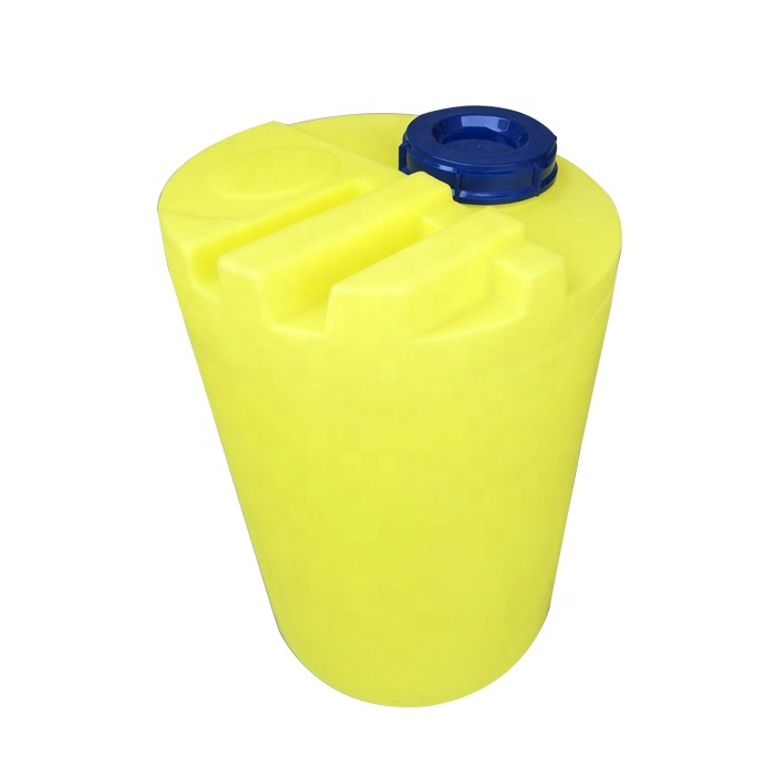White Color Softener Water Pe Brine Salt Tank