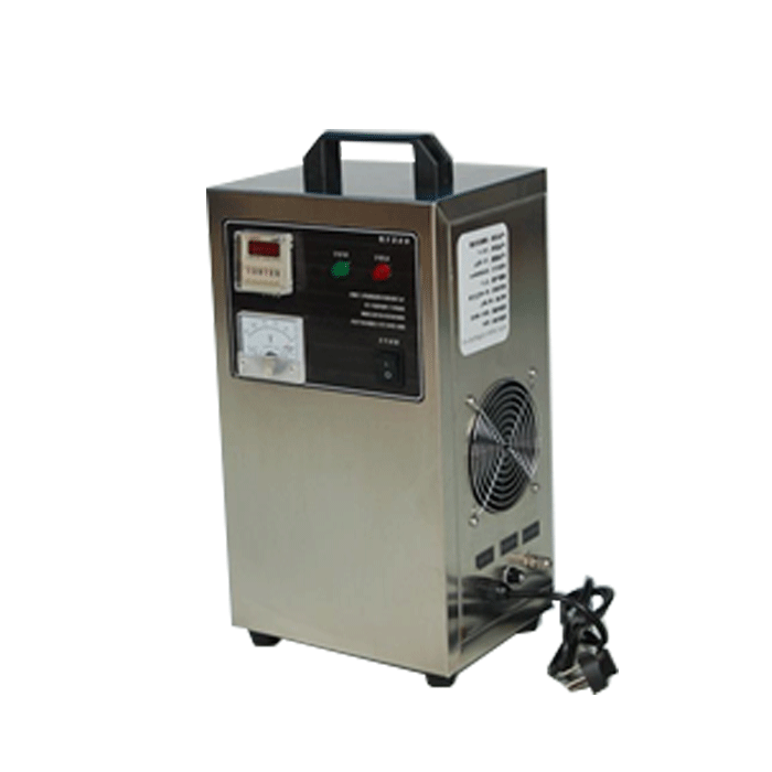 Industrial household Water Treatment Ozone Generator Portable For Drinking Water