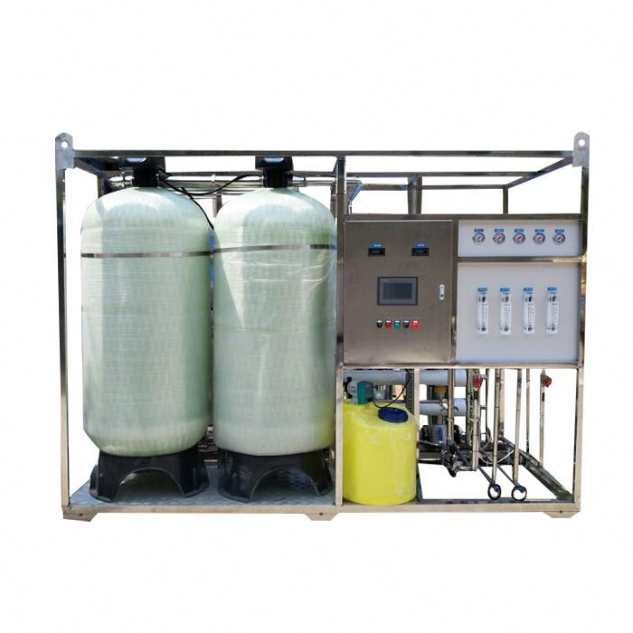 Seawater desalination Water Treatment Commercial Reverse Osmosis Filter System