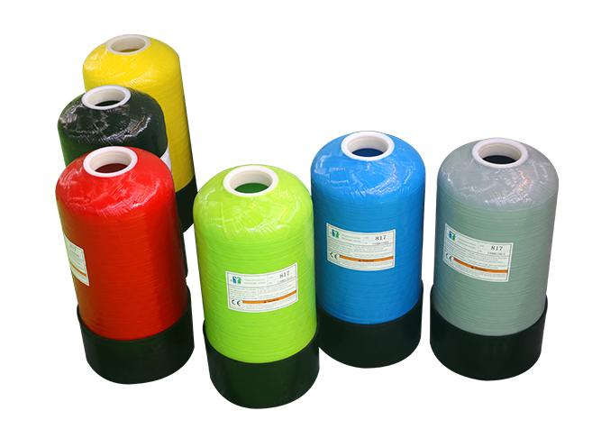 Natural Glass Fiber Frp Water Pressure Tank For water softener