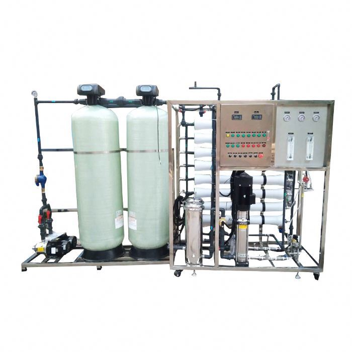 High efficiency Reverse Osmosis Water Machine System With Tank