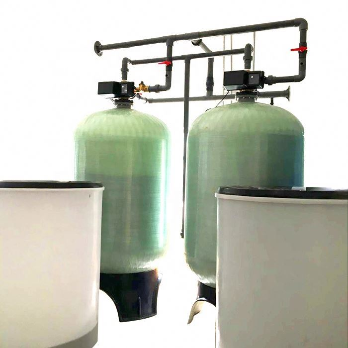 Water Softener for  single valve and tank 3m3/H
