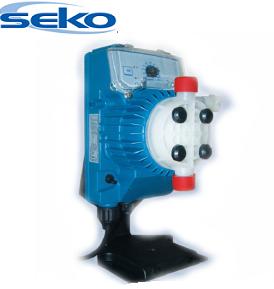 Seko high efficiency Chemical Dosing Polymer Metering Pump