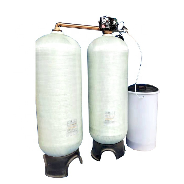 2 Ton Anti-Corrosion Ro Automatic Industrial Water Softener