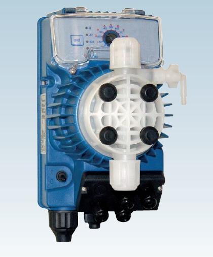 Chemical Dosing Polymer Metering Pump Dosing Pumps