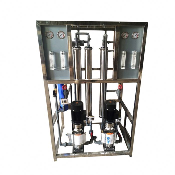 Small Scale Sea Reverse Osmosis System Ro Water Purifier