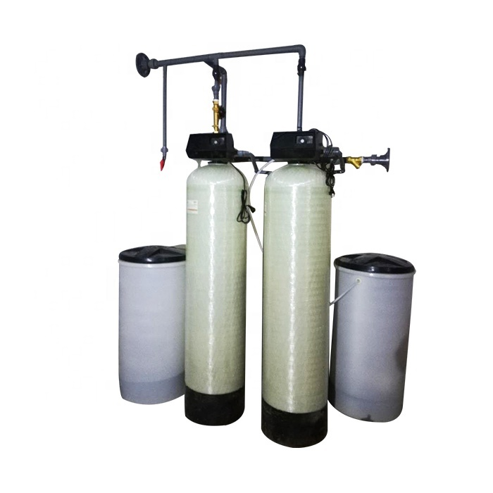 Agriculture Water Filter Pretreatment System Frp Tank