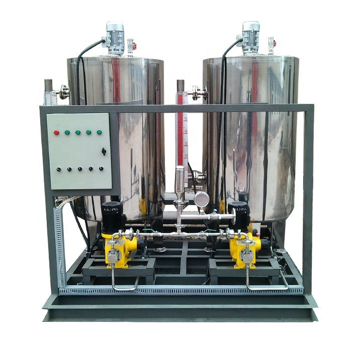Water Treatment Equipment Automatic Ro Chemical Dosing Device System