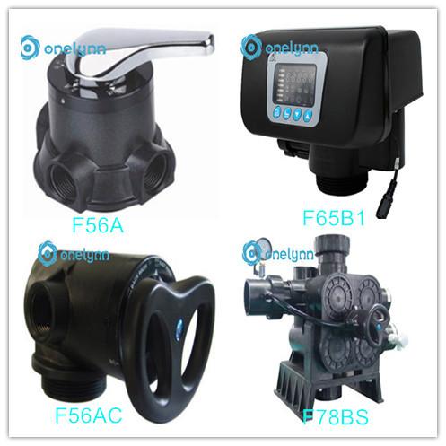 Time Type/Down -flow  Runxin control valve  TM.F63C TM.F68C TM.F67C