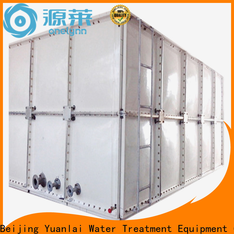 Onelynn Top water softener brine tank company for water treatment