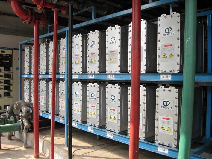 EDI module high pure water reverse osmosis ultra-pure water