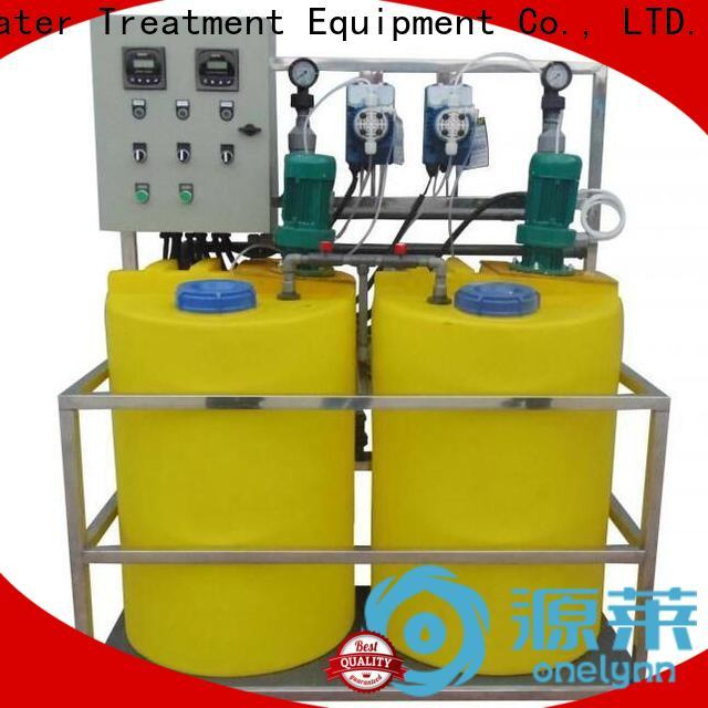 Onelynn Wholesale stainless steel ro membrane housing Suppliers for water treatment