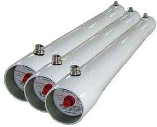 High pressure and corrosion resistance FRP Reverse osmosis membrane housing