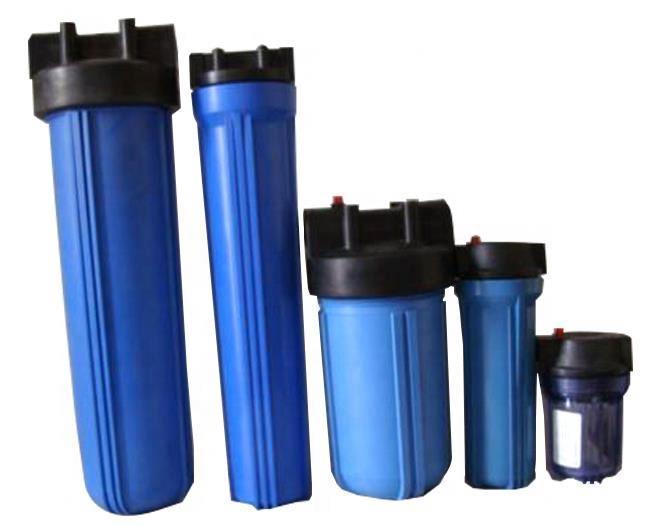 10inch  popular Stainless Steel  Plastic Jumbo Filter Housing