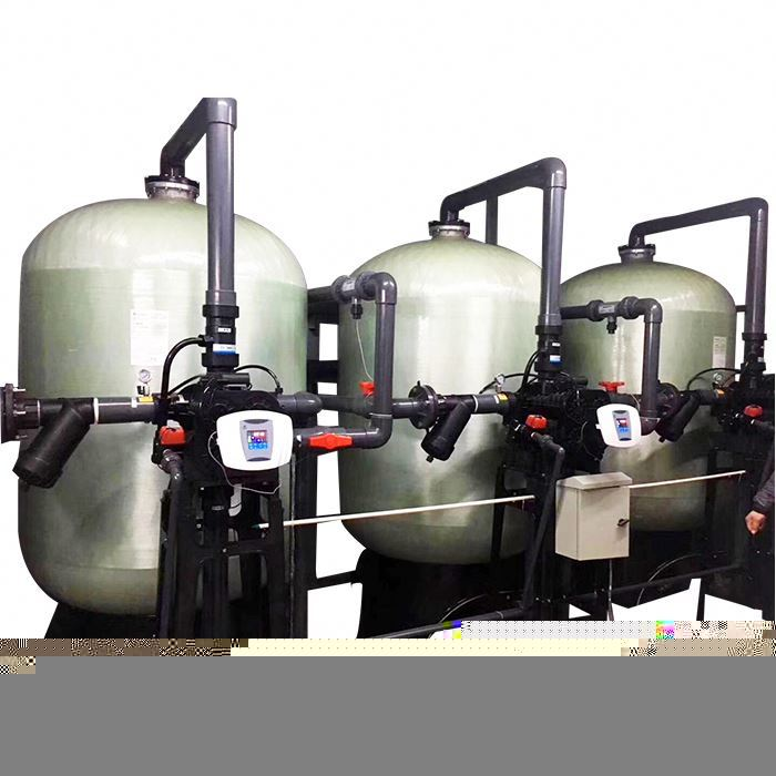 Industrial Commercial Drinking Water Purification System Filter Plant Machine