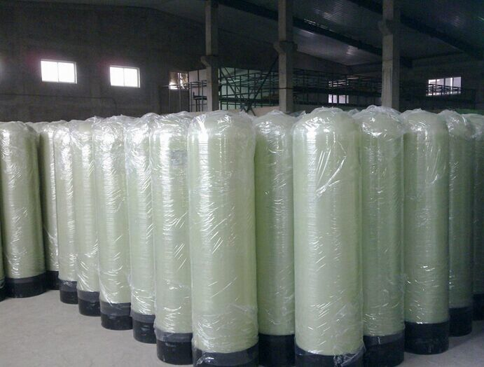 Industry home water treatment tank  FRP pressure vessel tank