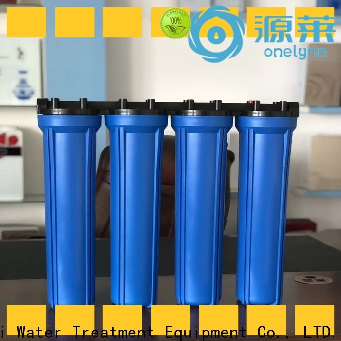 Onelynn water filtration equipment manufacturers company for water treatment