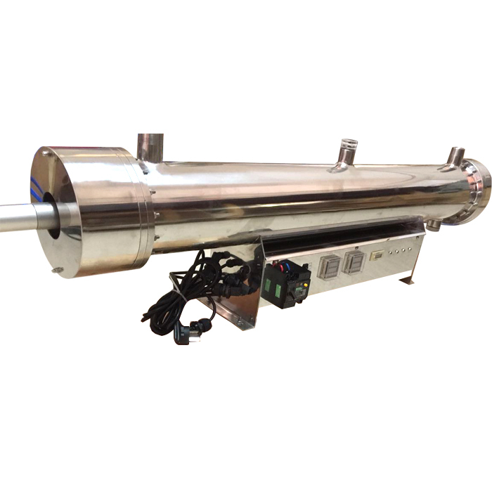 High quality Ultraviolet Sterilizer UV Disinfection for Reverse osmosis water treatment system