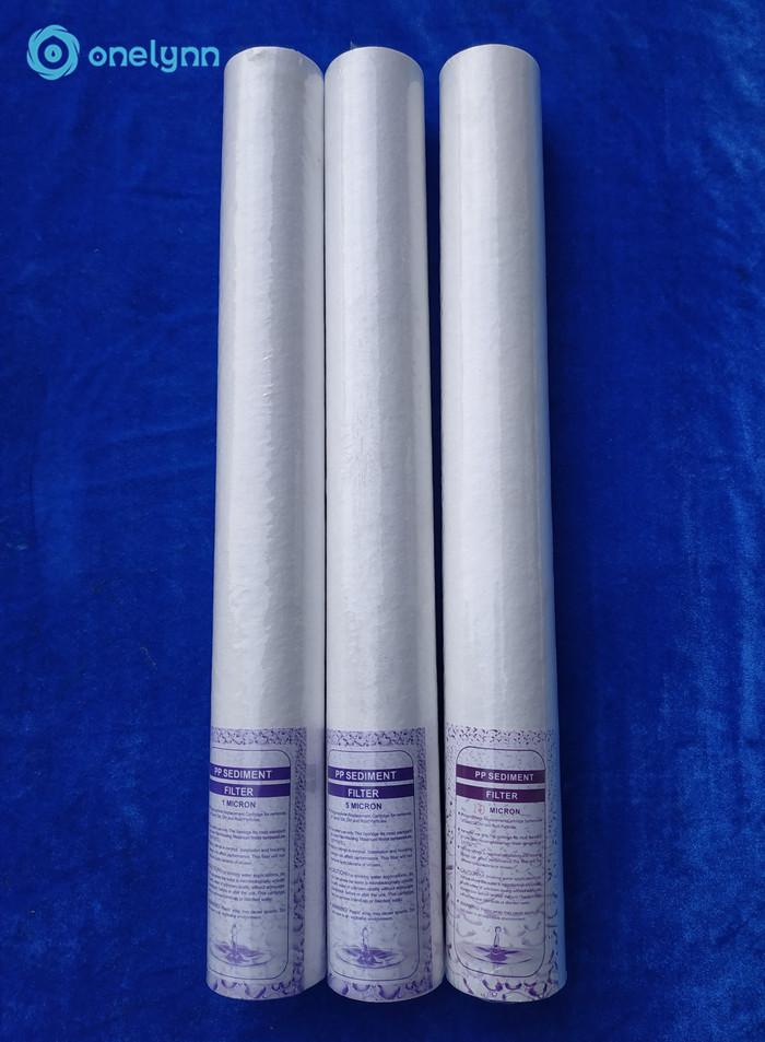 PP Hydrophobic Filter cartridge PP cotton water filter element