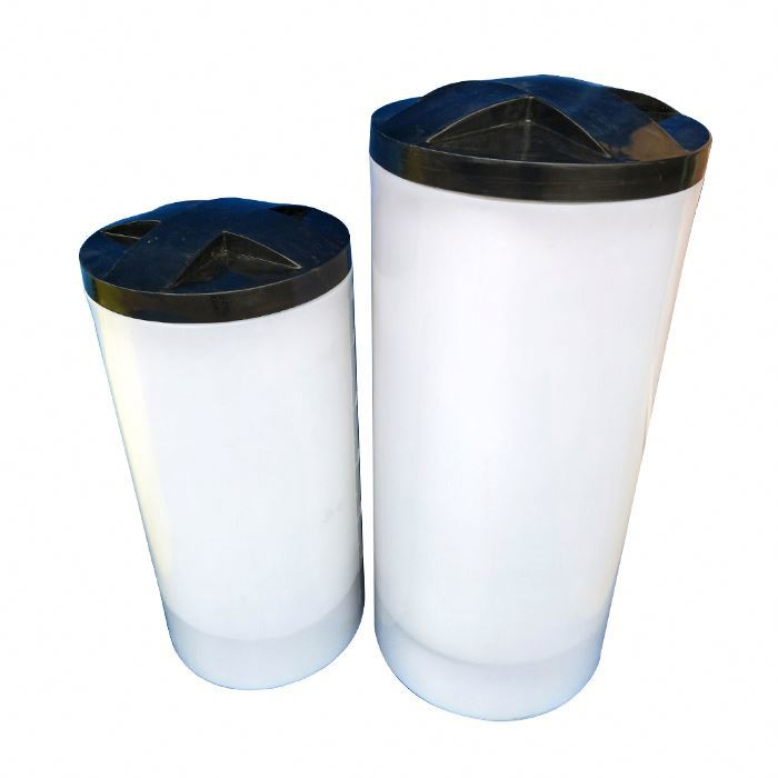 High quality Reverse osmosis equipment PE salt tank manufacturer's price