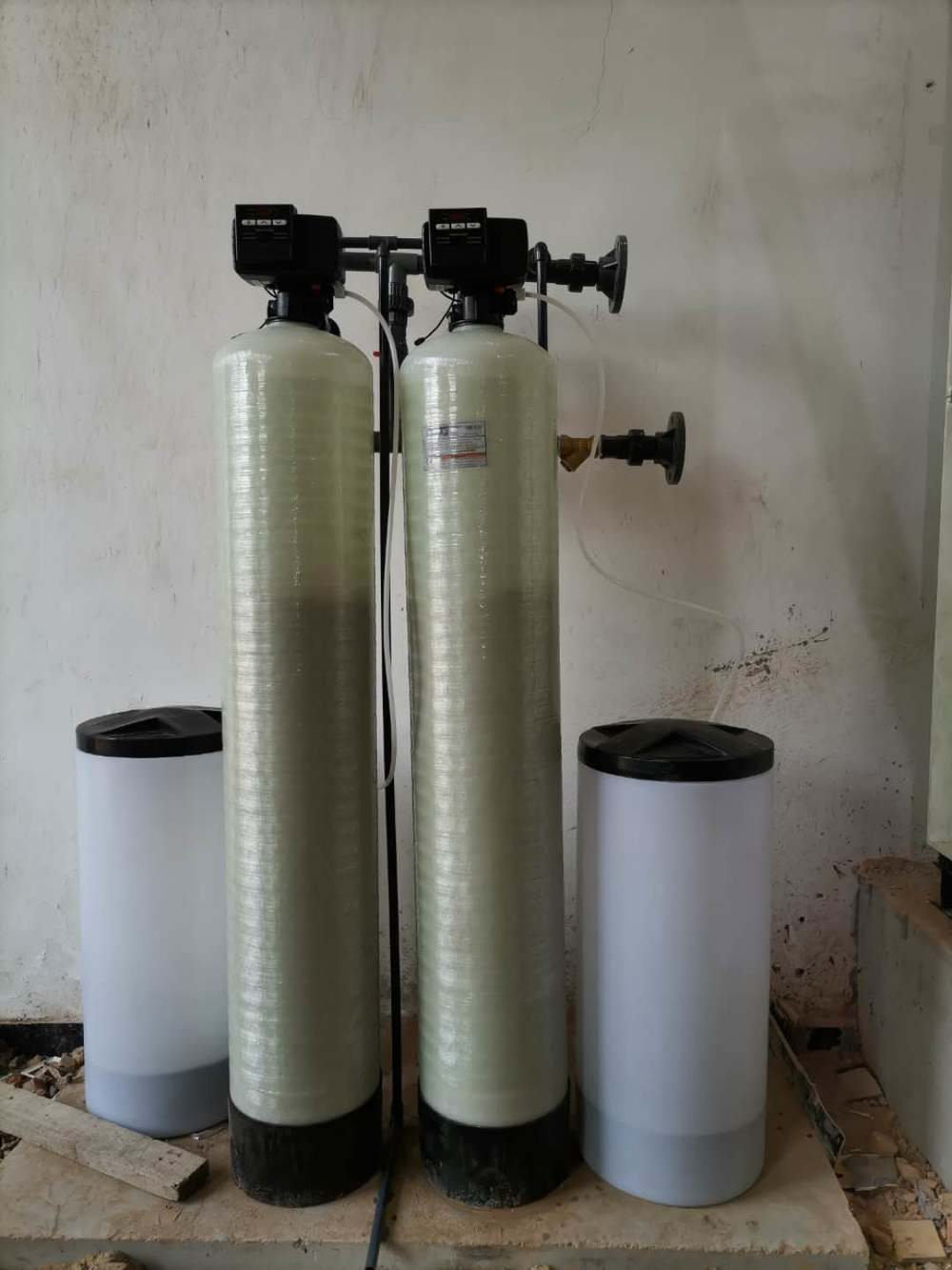 Industrial and Commercial  Water Softener For Water Treatment