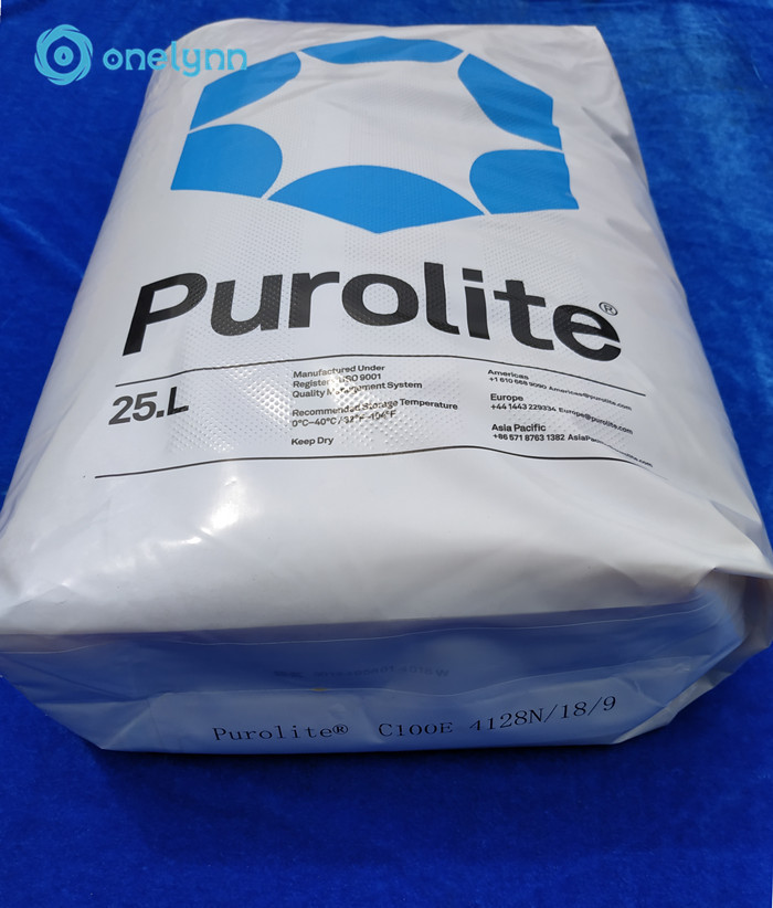 Mb400 Purolite  ion exchange resin for water treatment