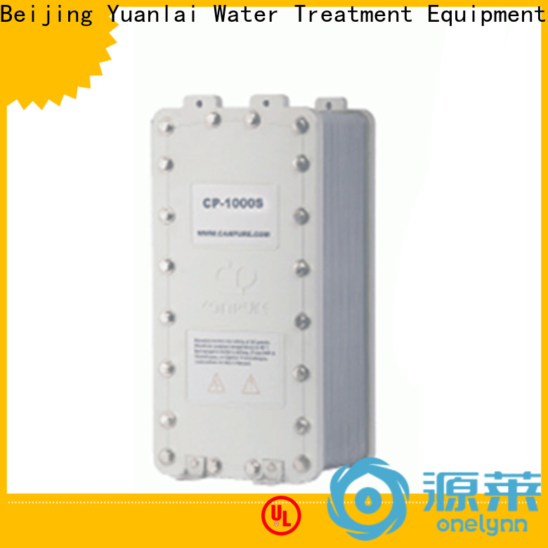 High-quality ro edi water treatment company for water treatment