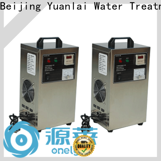 Top industrial ozone generator Supply for water treatment