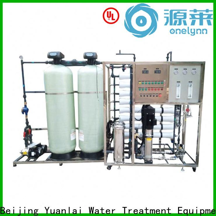 Onelynn Latest best reverse osmosis system company for water treatment