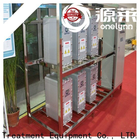 Best edi water plant for business for water treatment