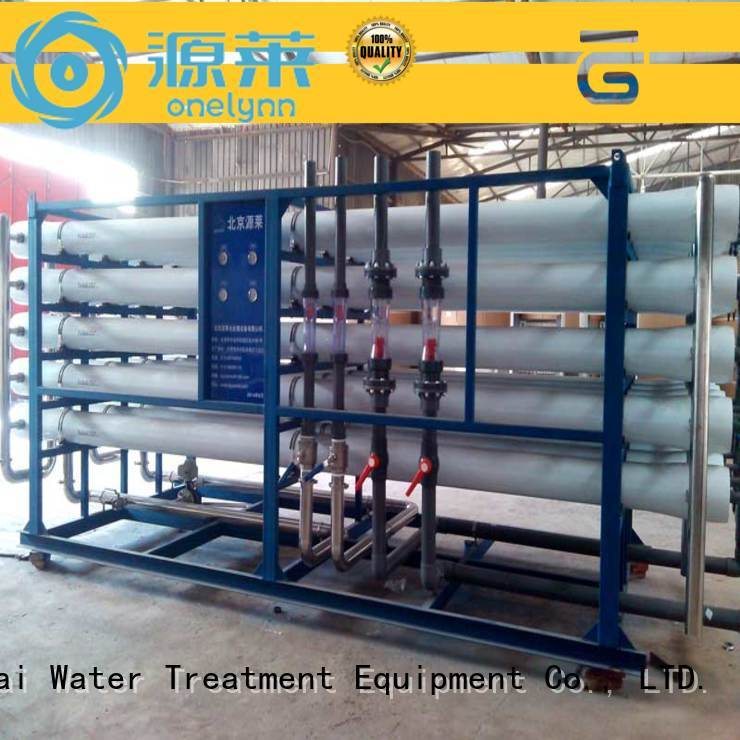 Latest reverse osmosis water treatment company for water treatment