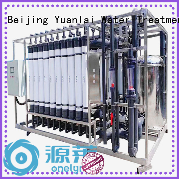 Onelynn Custom water filter machine for business factory for water treatment