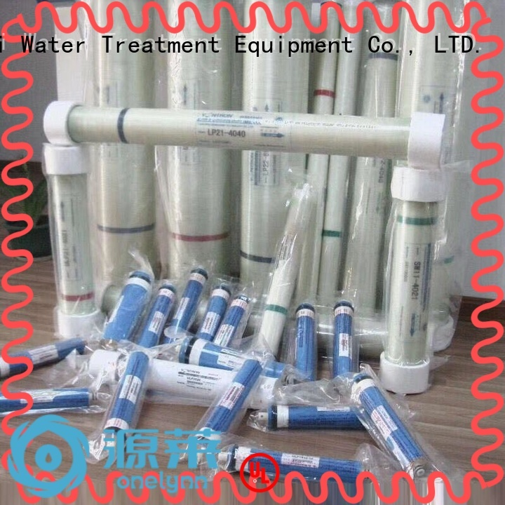 Onelynn ro pressure vessel price factory for water treatment