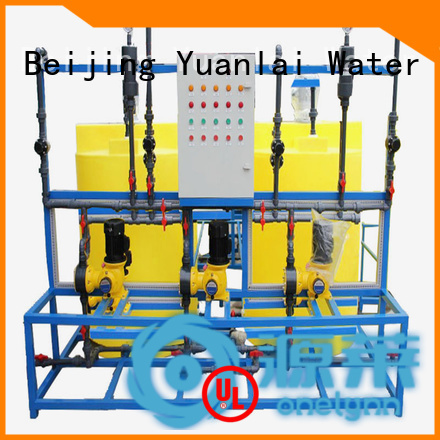 Onelynn Custom apparatus of water purification Supply for water treatment