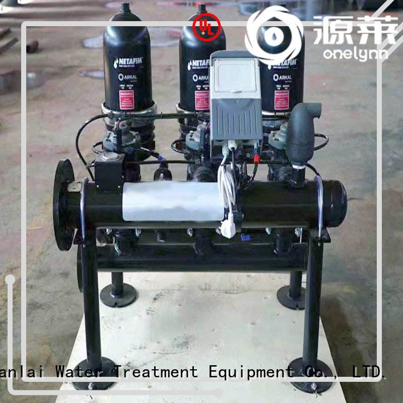 Custom Supply for water treatment