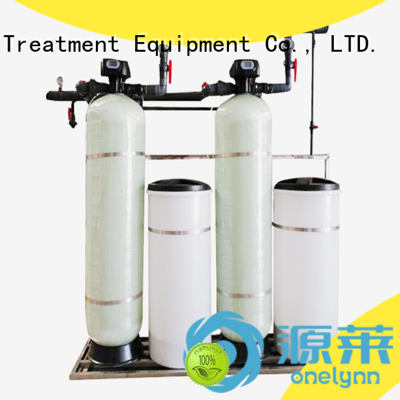 Custom commercial reverse osmosis system company for water treatment