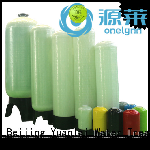 Onelynn Custom frp vessel factory for water treatment