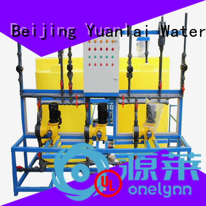 Onelynn water treatment machine manufacturers Supply for water treatment